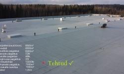 Katuse ehitus: laohoone katuseehitus Soomes