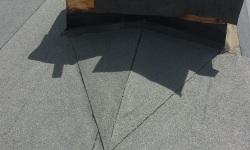 Lamekatuse ehitus ja remont: läbiviigu tagused kalded