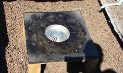 Katuse remont ja parandus: kaevu vahetus kergkruus katusel