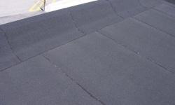 Lamekatuse ehitus ja parandustööd: rullmaterjaliga kaetud katuseserv